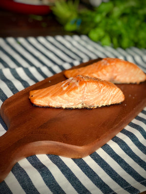 Keto À La Carte Alaskan Salmon Fillets