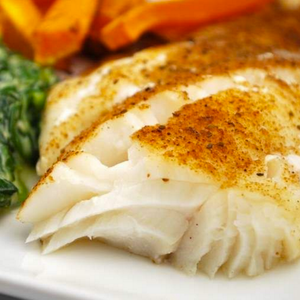 Wild Caught Cod Fillet Custom Meal