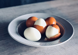 À La Carte Cage-Free Boiled Eggs
