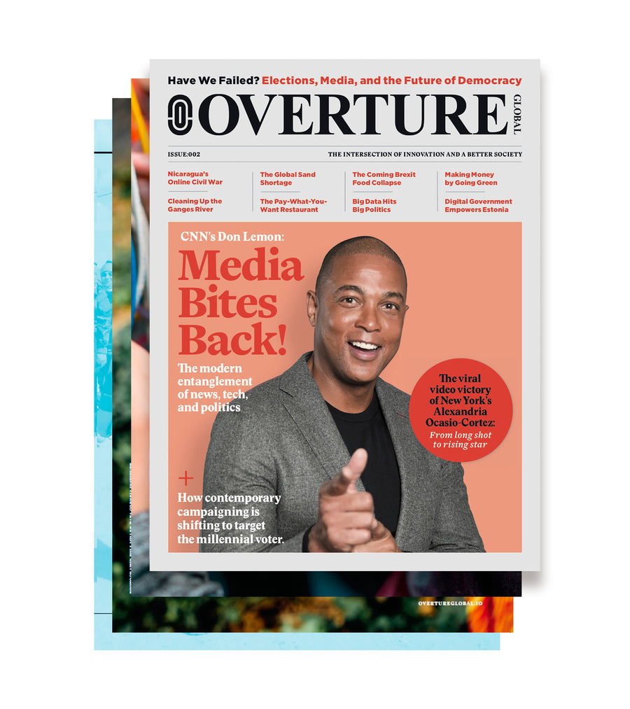 Overture Global Yearly Subscription