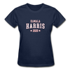 Kamala Harris 2020 Howard U Colors Womens T-shirt - navy