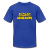 Stacey Motherfu**in' Abrams - royal blue