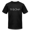 We The People - Unisex Jersey T-Shirt by Bella + Canvas - black