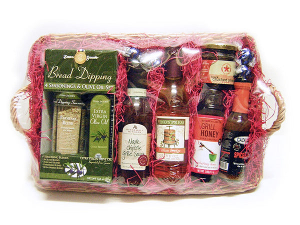 Gift Basket - Saucy