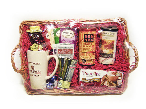 Gift Basket - Tea & Coffee