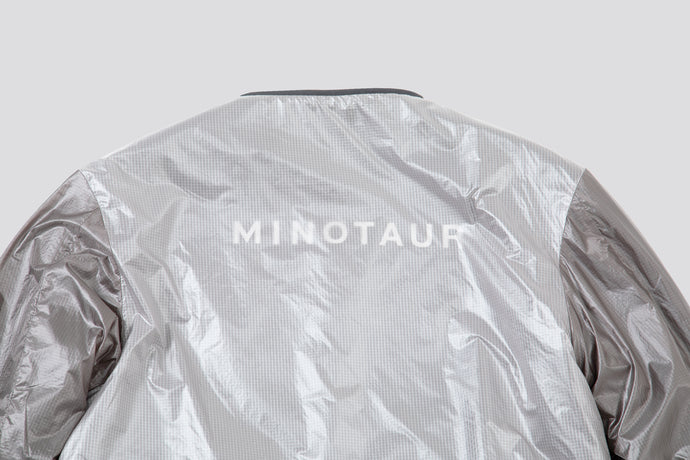 "FEATURE ""SOLAR HEAT BLOUSON"""