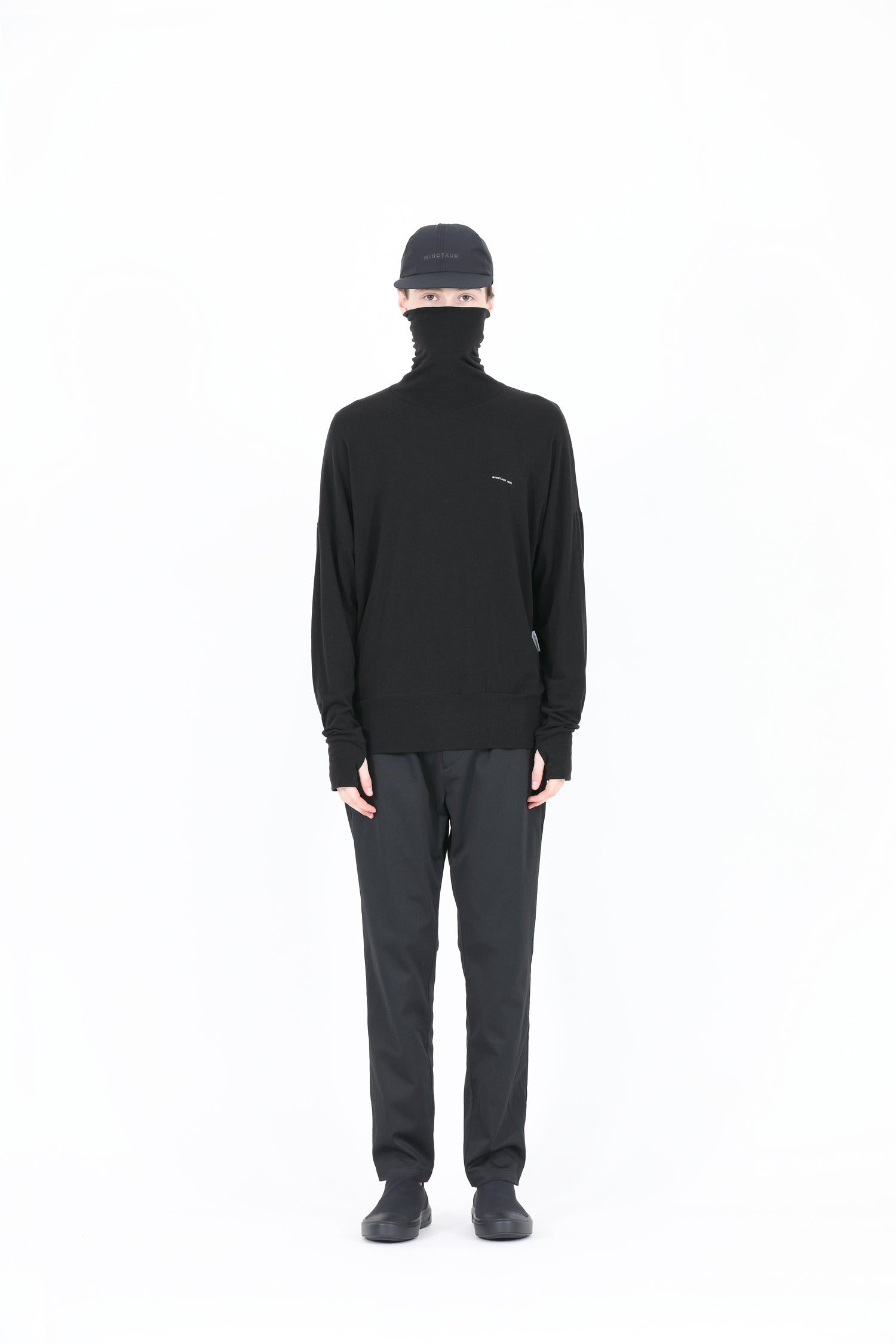 HEAT LONG TURTLE NECK