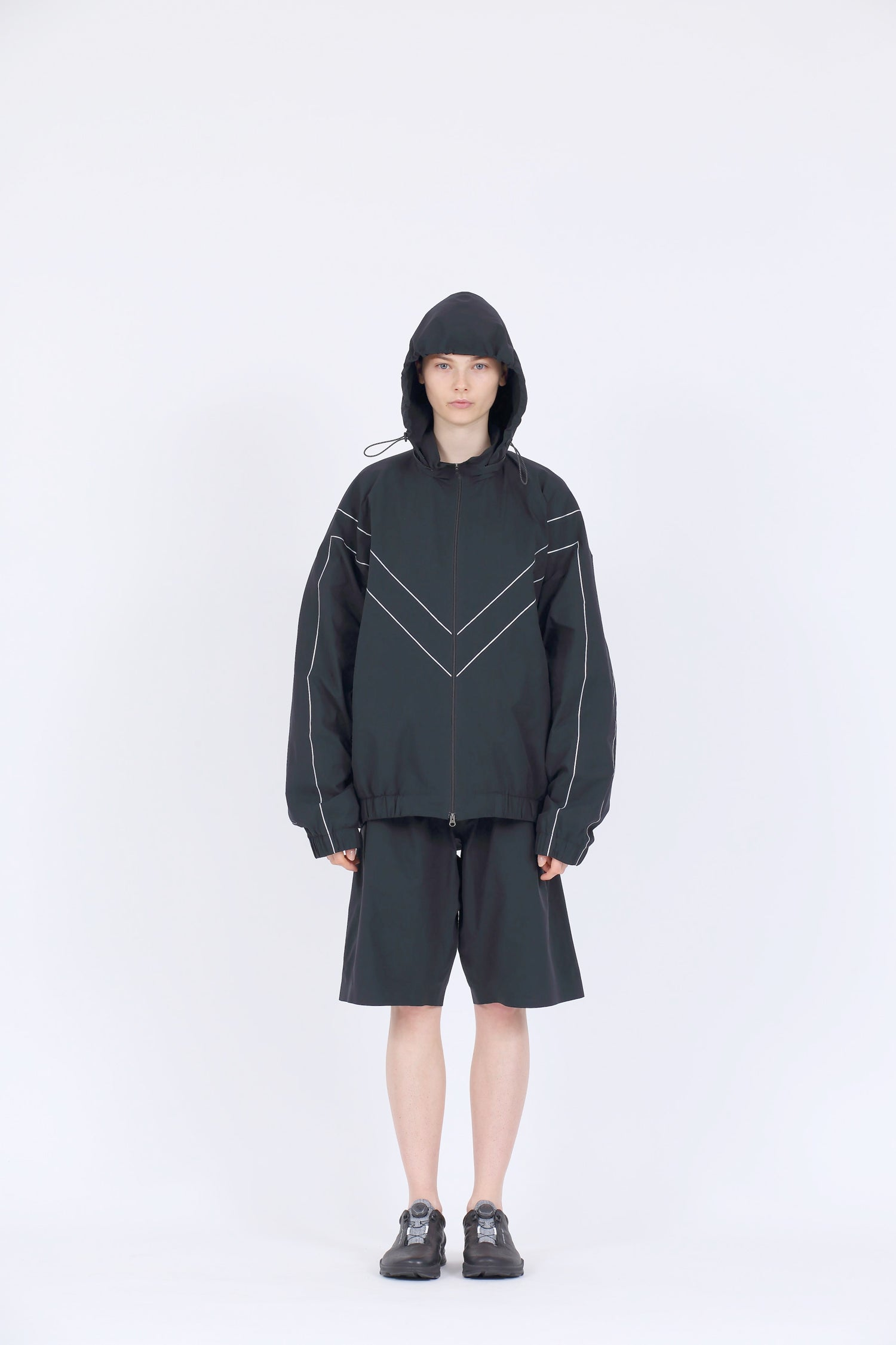 GYM HOODED