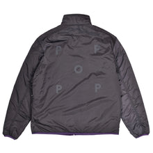画像をギャラリービューアに読み込む, PLADA REVERSIBLE JACKET (Purple / Anthracite)【POP TRADING COMPANY】