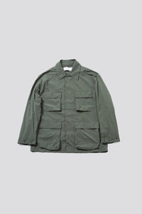 Light Wrinkles Army Jacket