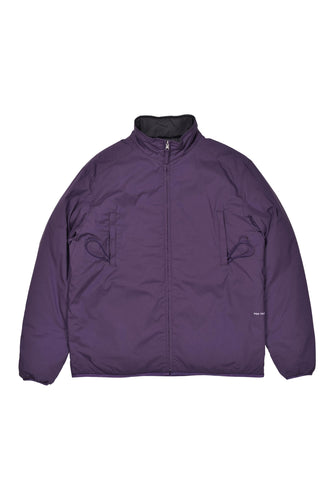 PLADA REVERSIBLE JACKET (Purple / Anthracite)【POP TRADING COMPANY】