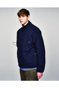 PLADA REVERSIBLE JACKET (Navy / Grape)【POP TRADING COMPANY】