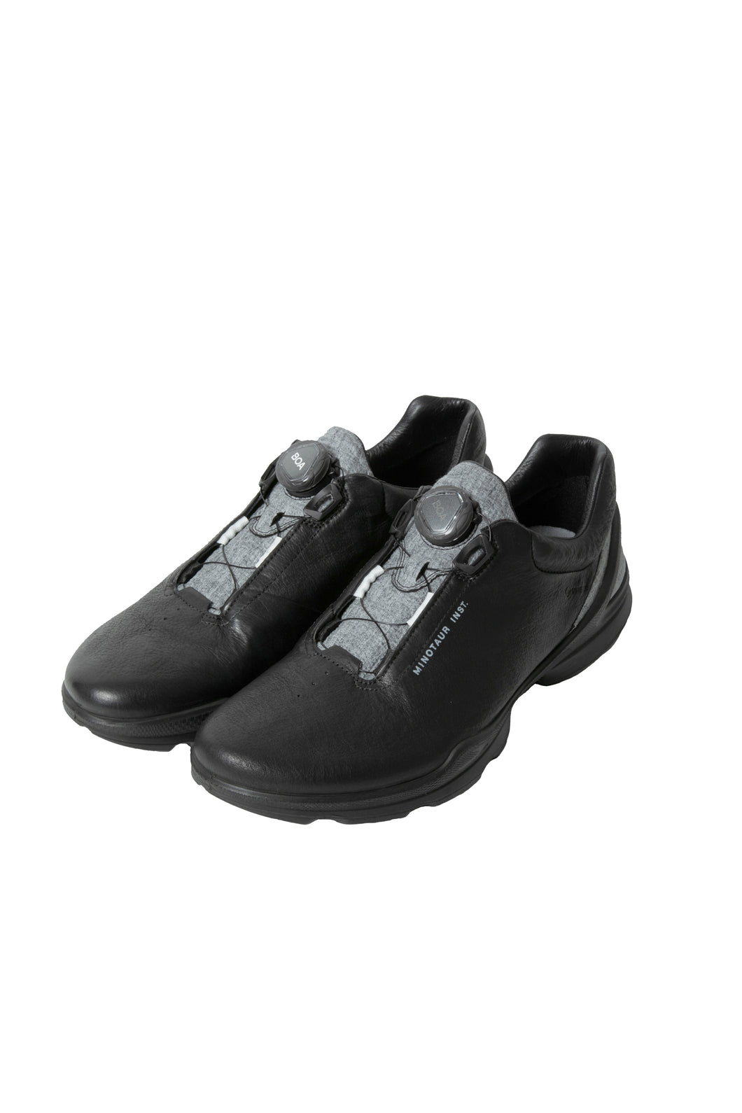 ECCO Dyneema Leather Running Shoes