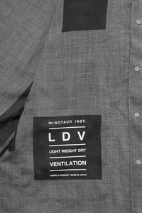 Ventilation Coverall Jacket