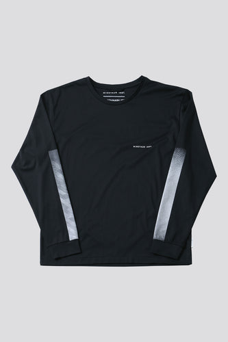 ZEN L/S - T【FUNCTIONAL SUSTAINABILITY POLY PRODUCT】