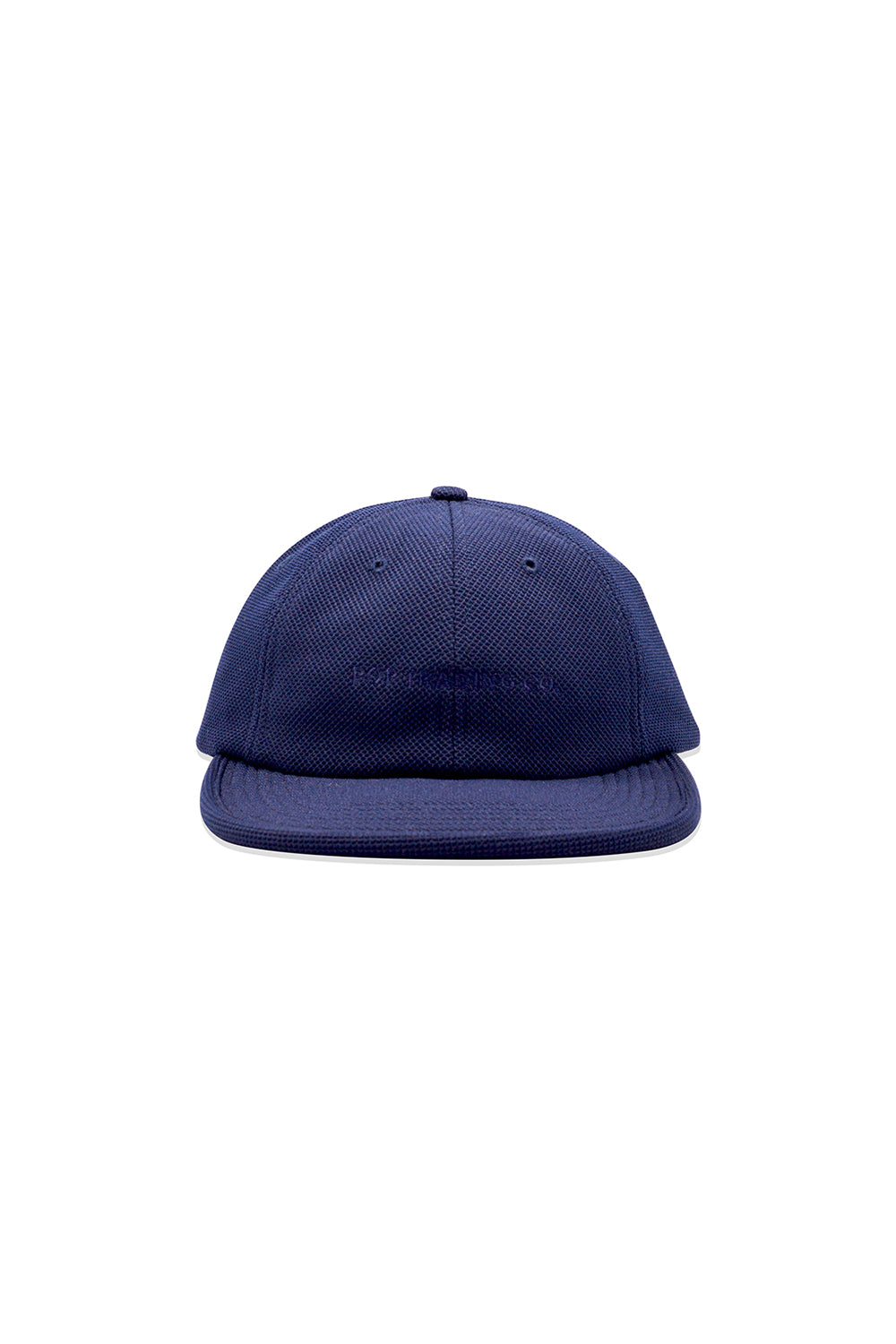 FLEXFOAM 6 PANEL HAT (Navy Diamond)【POP TRADING COMPANY】