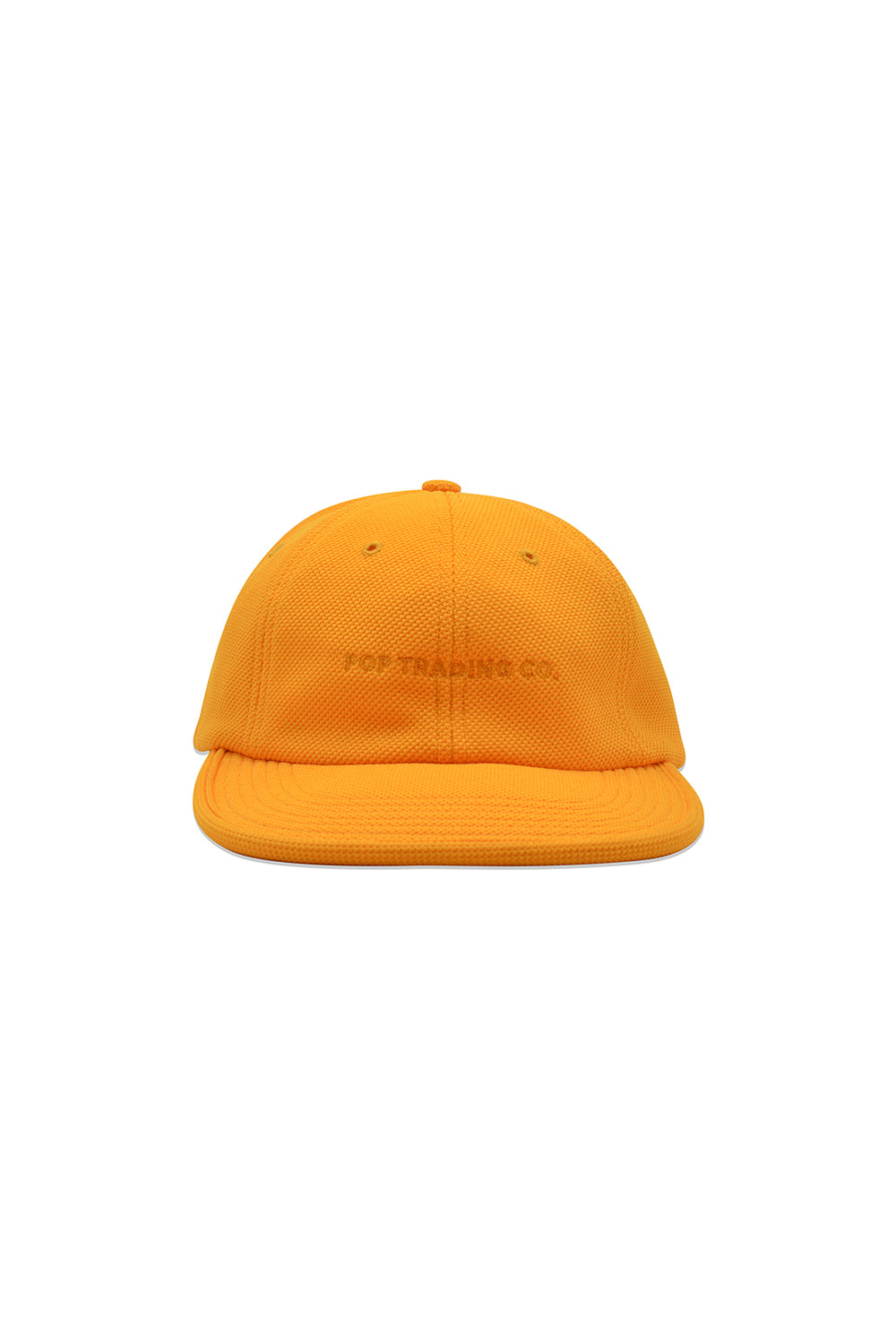 FLEXFOAM 6 PANEL HAT (Burnt Yellow Diamond)【POP TRADING COMPANY】