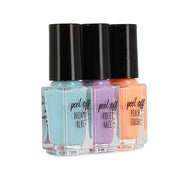 Soko Ready Set de Vernis à Ongles Peel Off - La Licorne Beauté