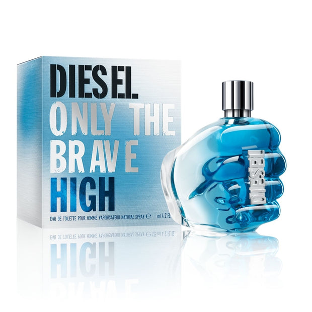 Diesel Eau de Toilette Only the Brave High 50 ml - La Licorne Beauté