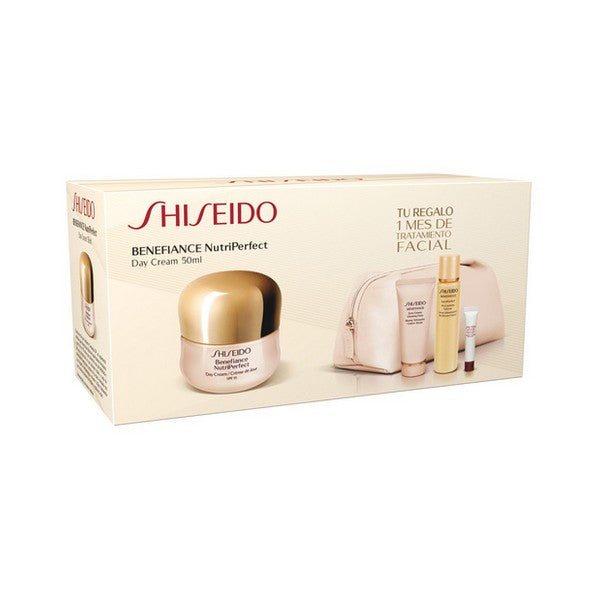 Shiseido Kit Benefiance Nutriperfect - La Licorne Beauté