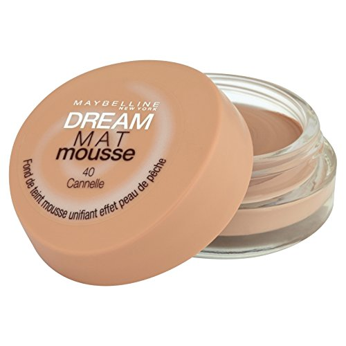 Maybelline Fond de Teint Dream Mat Mousse - La Licorne Beauté