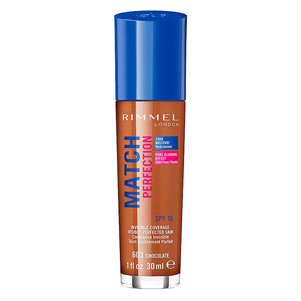 Rimmel Fond de Teint Match Perfection SPF 20 - La Licorne Beauté
