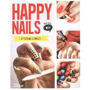 Happy Nails : 47 dessins d'ongles - Elfi De Bruyn - La Licorne Beauté