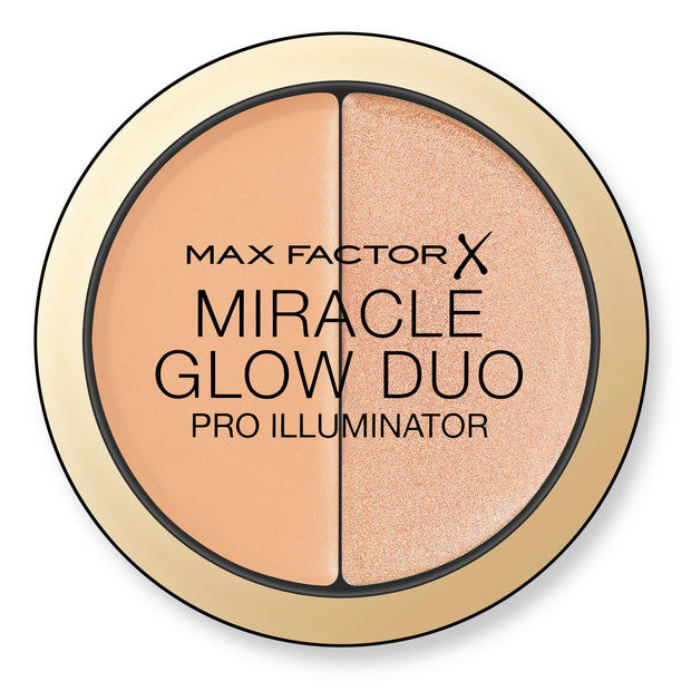 Max Factor Illuminateur Miracle Glow Duo - La Licorne Beauté