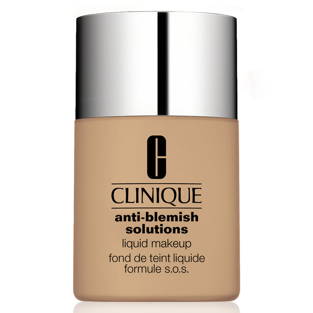 Clinique Fond de Teint Anti-Imperfections Anti-Blemish Solutions - La Licorne Beauté