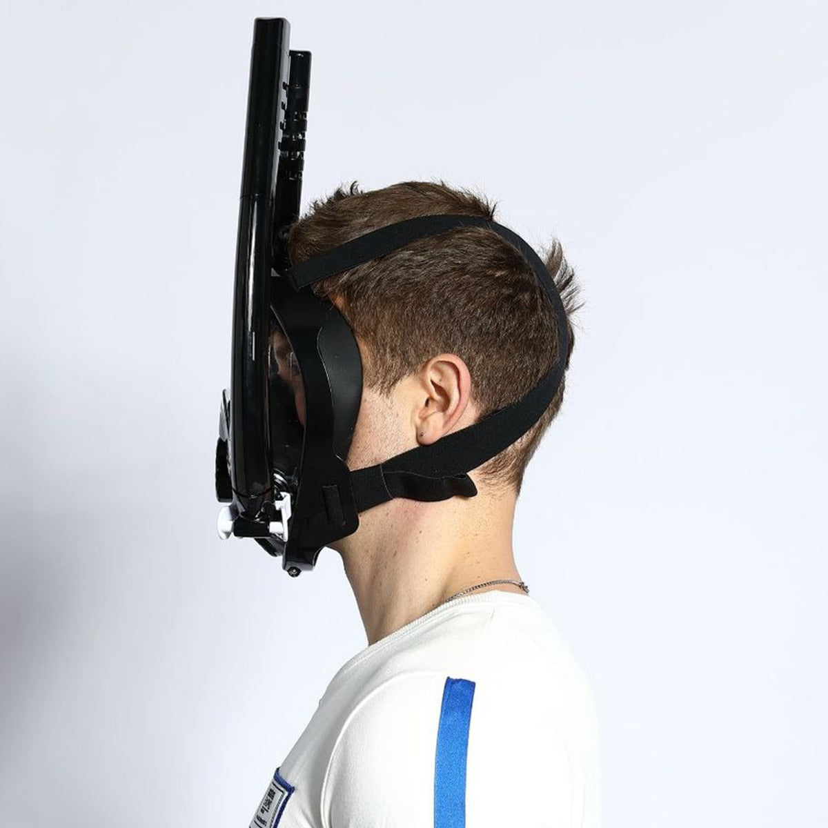 Double Snorkels Advanced Breathing Diving Mask