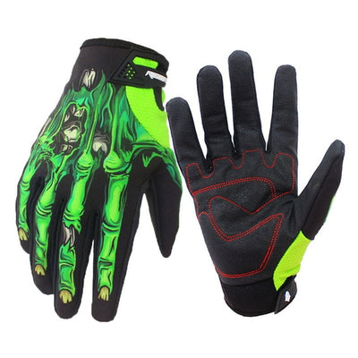 Cycling Gloves Full Finger Windproof Men Women Thermal Warm Motorcycle Touch Screen Glove
