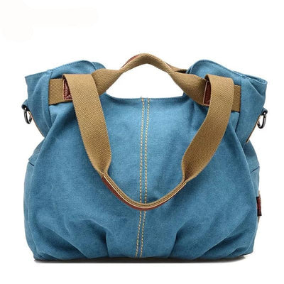 Women Shoulder Bags Canvas Bag Crossbody
