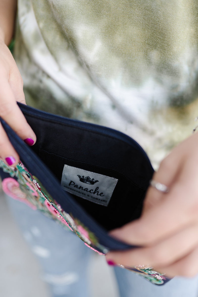 Botanical Garden Clutch