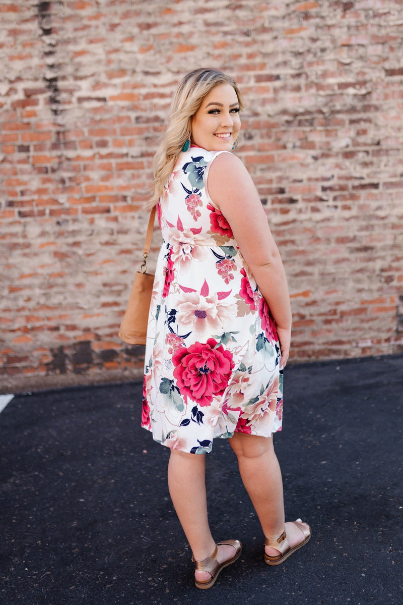Never a Wallflower Dress