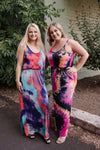 Caribbean Days Maxi Dress