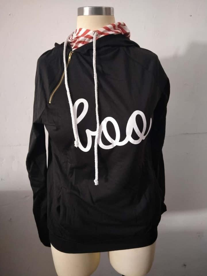 BOO double layer hoodie preorder!