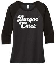 Load image into Gallery viewer, Burque Chick Baseball Tee