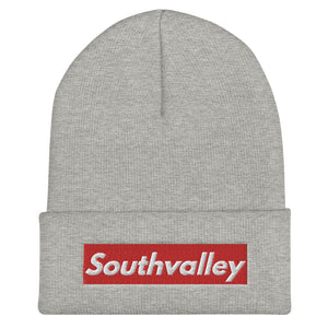 SOUTH VALLEY Cuffed Beanie
