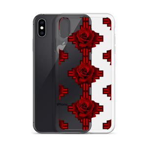 Zia Rose iPhone Case