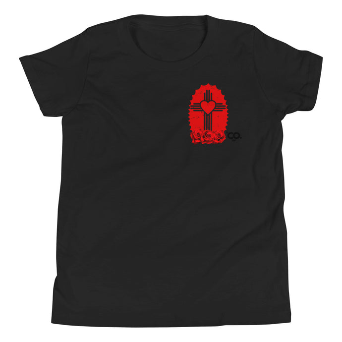 Sacred NM Youth Short Sleeve T-Shirt