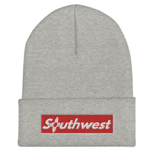Load image into Gallery viewer, SOUTH WEST Cuffed Beanie