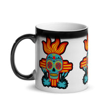 Load image into Gallery viewer, Flaming NM Sugar Skull