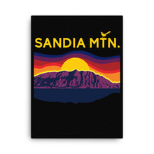 Load image into Gallery viewer, Sandia Mtn. Canvas