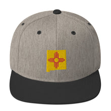 Load image into Gallery viewer, NM STATE Snapback Hat