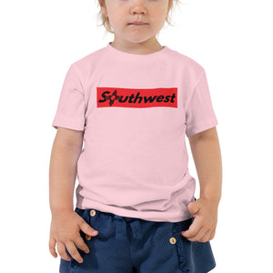 Southwest Toddler Short Sleeve Tee