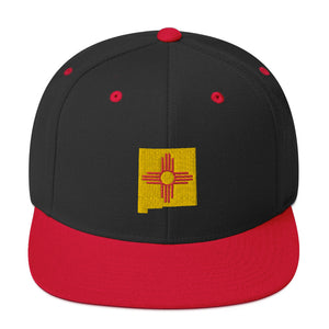 NM STATE Snapback Hat