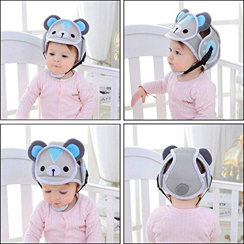 Baby Safety Helmet Anti-Collision Head Protective Cap