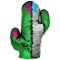 Cactus Reversible Sequin Pillow