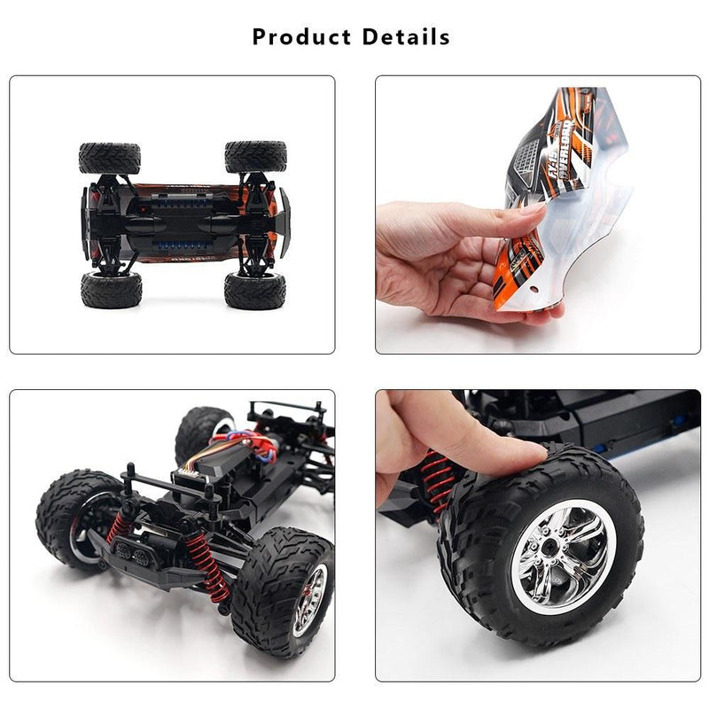 Original FEIYUE FY-15 RC Racing Car Remote Control