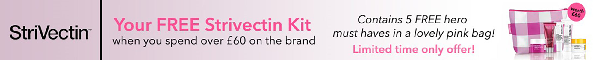 Strivectin Free Gift Cheapest Strivectin Beauty Skincare Best Price